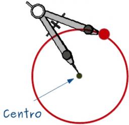 Segmentos y Rectas de la Circunferencia