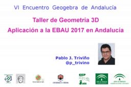 Taller Geometría 3D