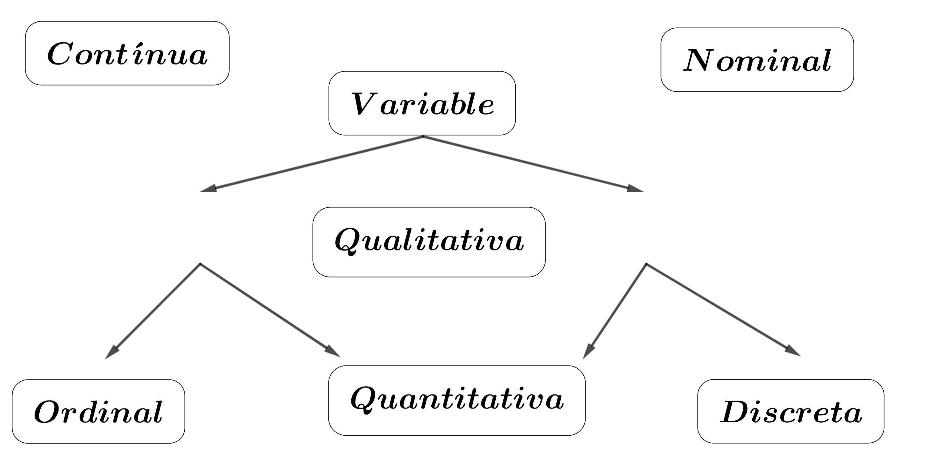 Col·loca bé els quadres de text per completar l'arbre de classificació dels tipus de variables estadístiques Premeu Enter per iniciar l'activitat