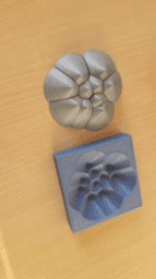 Developing fun games and puzzles with 3D printing for STEAM