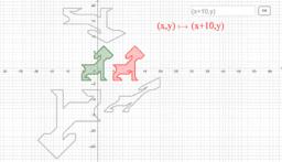 Transformations géométriques : le petit chien