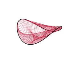 curve stitching in 3D