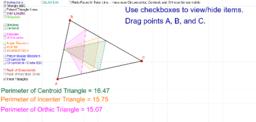 geo - Orthic Triangle