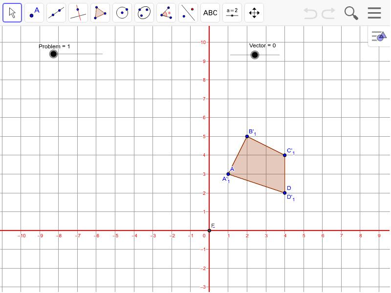TASK 1 PROBLEM 1, VECTOR 6 Press Enter to start activity