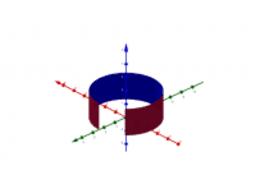 cilindro variabile e traslato