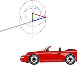 Triangulo con un lado de longitud variable