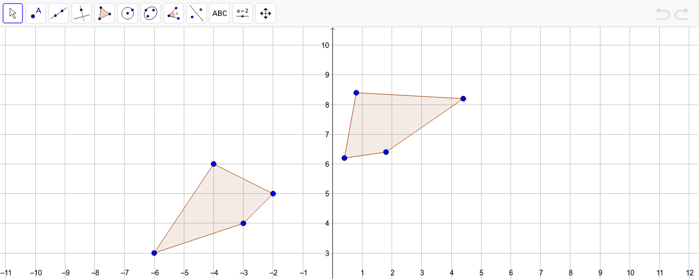 Convince me the line of reflection is y=-2x+4
