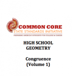Triangle Congruence Theorems 1