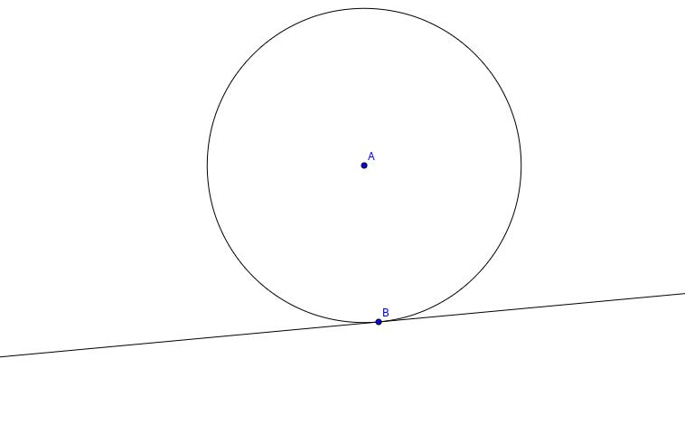 Proving the alternate segment theorem