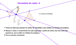 Homotetia de razão -2