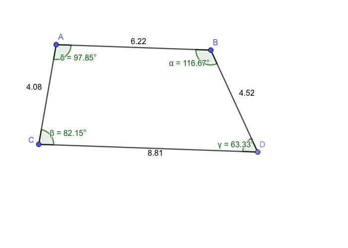 Trapezoid-Sides and Angles