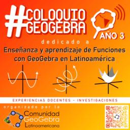 Coloquio GeoGebra 2021