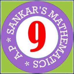 SANKAR'S MATHEMATICS - CLASS IX