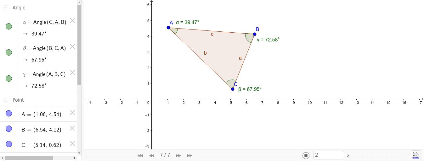trekanten