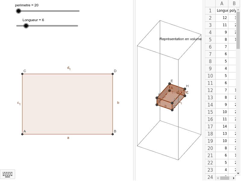 optimisation de surface