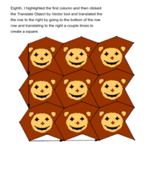 Tessellation Step 8