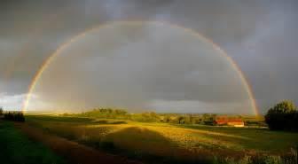 oder ein Regenbogen
