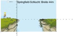 Schaft Bart den Sprung über die Springfield-Schlucht?