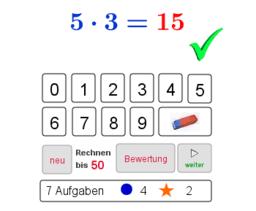 Produkte berechnen (Training)