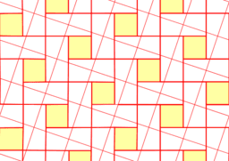 Pythagorean Tessellation #3