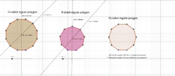 Rotation Symmetry and Reflectional Symmetry of Regular Polygon