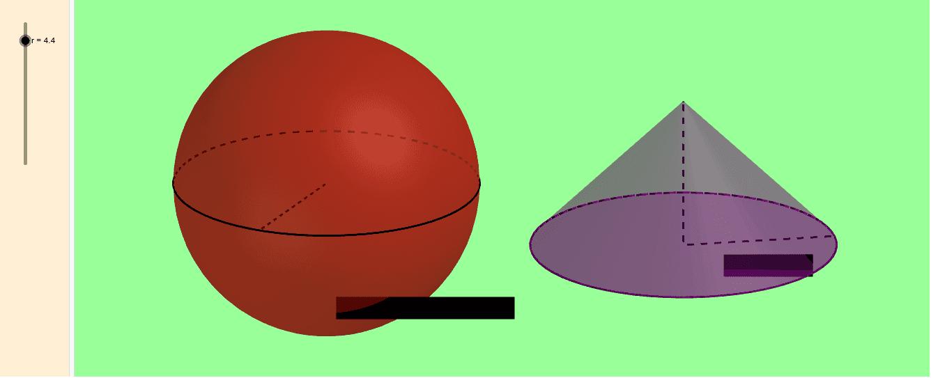 Volumen esfera Presiona Intro para comenzar la actividad