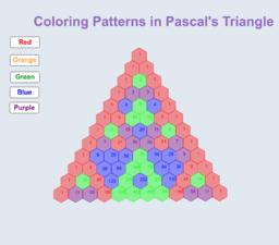 Modular Math in Pascal's Triangle