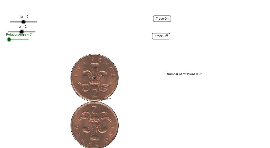 The Coin Paradox