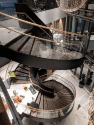 Treppengeländer aus Glas - Unterrichtsplanung