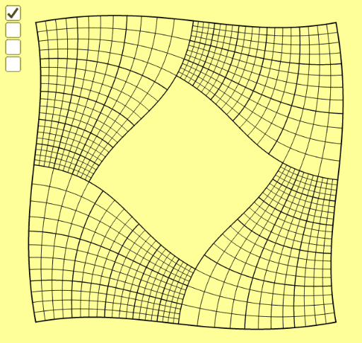 Escher Conformal Grid