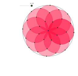 12_Comando secuencia. Secuencia flor