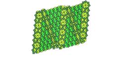 Geometric Mosaic Tiling Tessellation