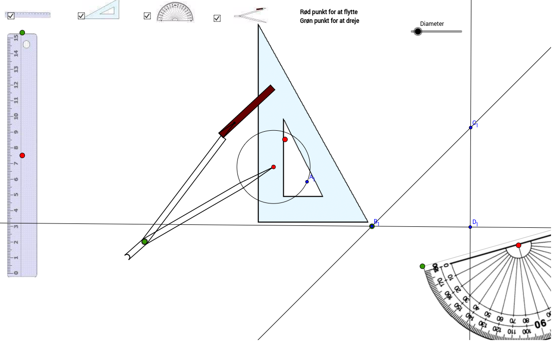 Geometri: Værktøj