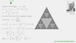 sierpinski triangles