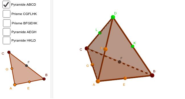 Opdelt pyramide