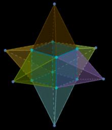 Estrellas del cubo