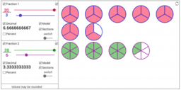 Visualizing Fractions