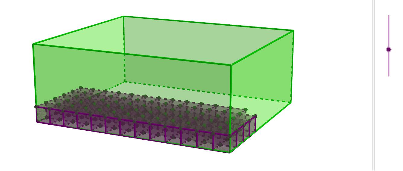 Volumen prisma rectangular- Hacer rotar imagen