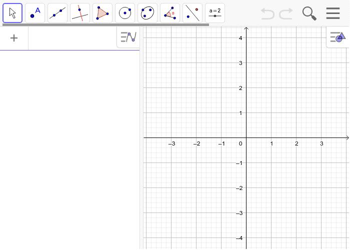 Actividad 1. Construye un triángulo sabiendo que dos de sus lados tienen longitudes de 8u y 6u con un ángulo comprendido de 65º  Presiona Intro para comenzar la actividad