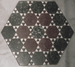 a) Teselaciones y azulejos