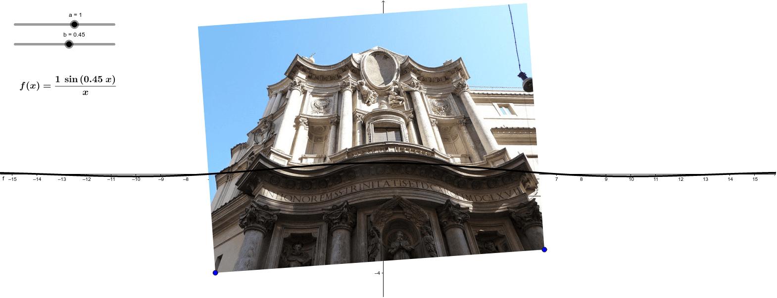 Iglesia San Carlo alle Quattro Fontane - Roma, Italia