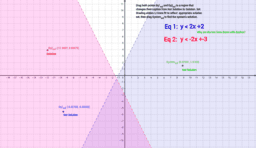 Linear Equations and Inequalities - Systems