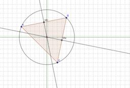 CAS View Example (Circumcenter)