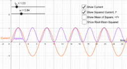 Root-Mean-Squared Current