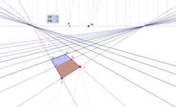 Perspective Diagonals