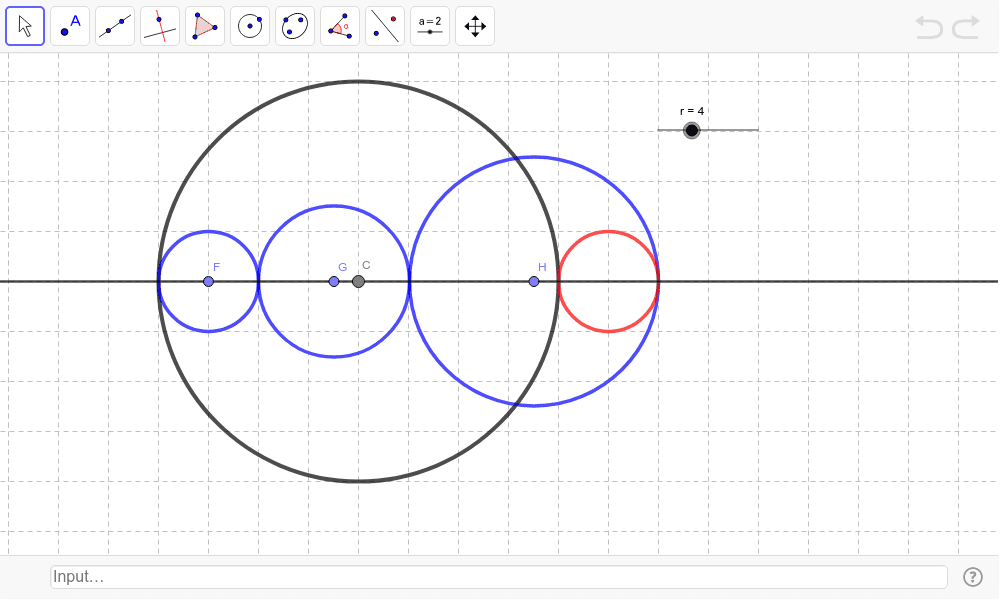 Circumference of these Circles Press Enter to start activity