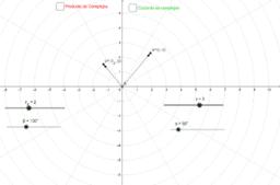 Visualización de propiedades de producto y cociente en C