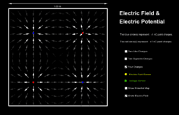 Electric Field & Potential