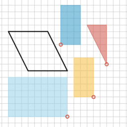 Parallelograms: IM 6.1.4