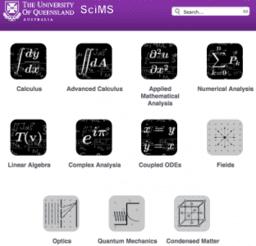 Science and Mathematics Simulations UQ juan
